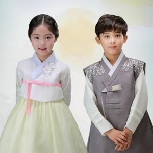 금동이한복 2019 신상 남아한복/여아한복/아동한복