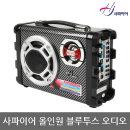 사파이어 야외용 올인원 블루투스 오디오 SF-B10 /正