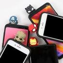 아이폰6(S)플러스 마블 피규어 슬라이드 케이스