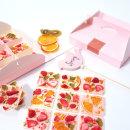 딸기 바크초콜릿만들기세트/DIY/초콜렛/수제발렌타인