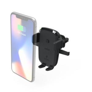 아이오티  차량용 휴대폰 무선충전 거치대 송풍구형