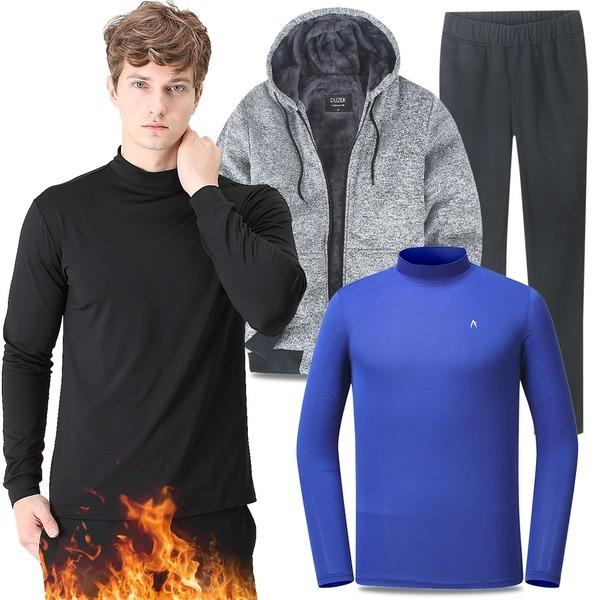 긴겨울 강추위 초강력특가 기모티셔츠/패딩/등산바지