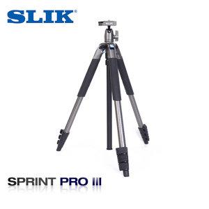 슬릭 스프린트 프로3 SPRINT PRO III 4단 삼각대.