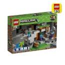 레고 마인크래프트 21141 좀비 동굴
