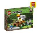 레고 마인크래프트 21140 닭장