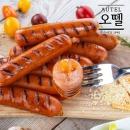 오뗄 메이저킹 체다치즈 소시지 840g /캠핑/안주/간식