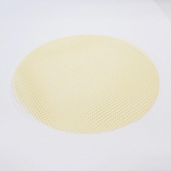 푸드메쉬 원형 28cm / 실리콘 시루밑 만두 채반 깔개