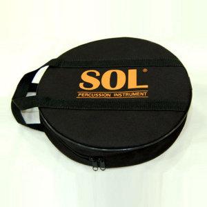 SOL 10인치 더블 탬버린 가방 SOL-TAM10B