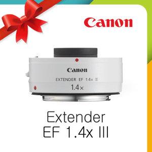 캐논공식총판 正品 Extender EF 1.4X III