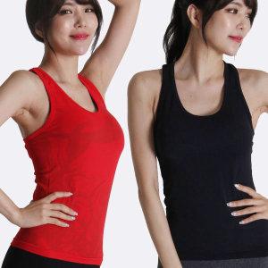 이돕 심리스 스포츠 요가복 탑브라 레깅스 운동복