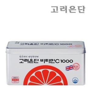 고려은단  비타민C 1000 300정 / 무료배송