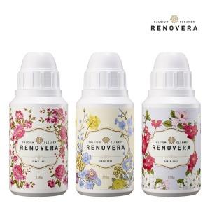 리노베라 칼슘파우더 팬지+장미+헬레보루스 3SET