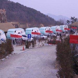 김해 가야테마파크 카라반 좋은캠핑(경남 캠핑 글램핑/김해/경상권)