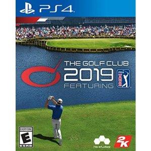 골프 클럽 2019 Featuring PGA Tour PlayStation 4