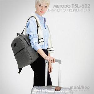 미토도 TSL-602 백팩/도난방지 여행용 가방 여성 남성