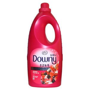 다우니 핑크2리터(베리바닐라크림향)