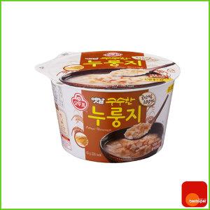 스낵/옛날/누룽지/종이컵/60g