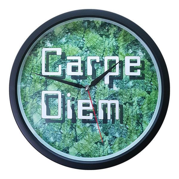 도레미벽시계 카르페 디엠 (Carpe Diem) - Green