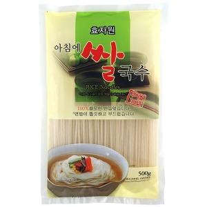 국내산쌀 100% 쌀국수 현미국수 500g x 5봉 /산지직송