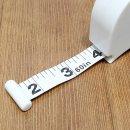 다이어트 1.5M 자동줄자 몸치수 스마트 인치 피팅