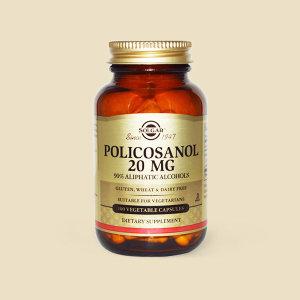 (해외) 솔가 폴리코사놀 20mg 100캡슐