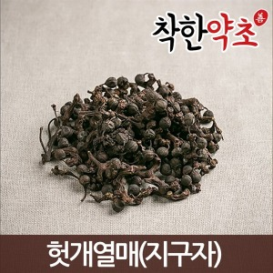 헛개열매(지구자) 100g/약초/한방재료