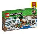 레고 마인크래프트 21142 북극 이글루