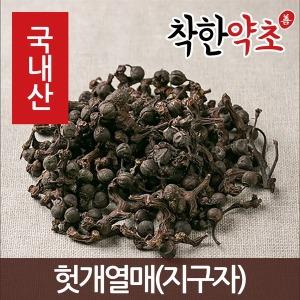 국내산 헛개열매(지구자) 100g/한방재료/약초