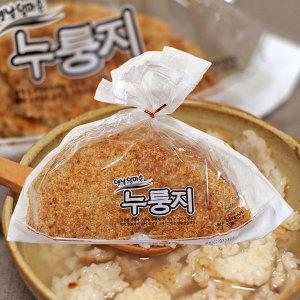 국산햅쌀로 만든 수제 누룽지220g (2~3인분)
