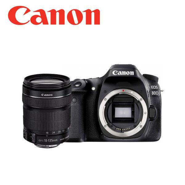 캐논 EOS 80D(정품)+18-135mm STM / WIN