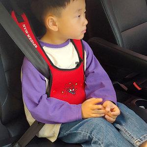마블히어로 어린이 어깨끈 안전벨트가드 스파이더맨