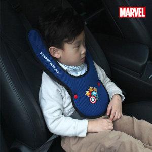 마블히어로 어린이 어깨끈 안전벨트가드 캡틴아메리카