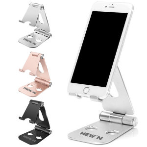 UP03 핸드폰 휴대폰 아이패드 태블릿 거치대 (실버)