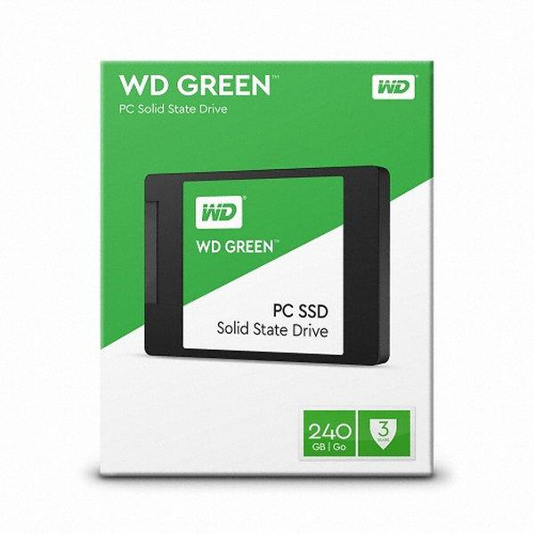 웨스턴디지털 WD Green SSD (240GB) 저장장치