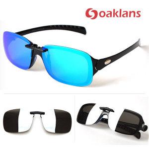 NEW 편광 클립 안경착용자 선글라스 스포츠 고글