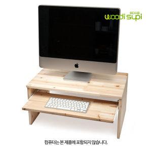 원목 좌식책상 컴퓨터노트북키보드책상테이블 좌식책상