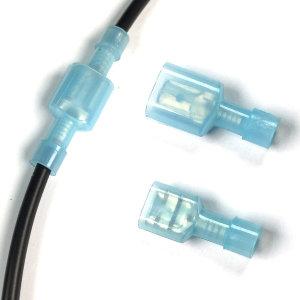 단자 넓적단자(암수) 전선 배선 연결 터미널 커넥터