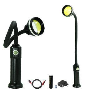 LED 충전식 작업등 손전등 후레쉬 랜턴 DH777 보호밧