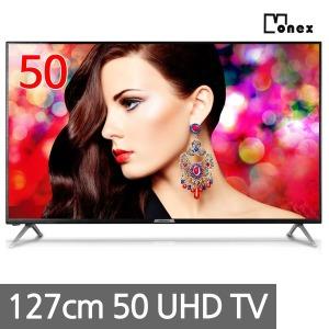 UHDTV 127cm 4K 티브이 LED UHD 티비 모니터