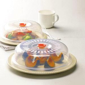 다용도 푸드커버 3P / 전자렌지 커버 음식덮개