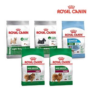 로얄캐닌 강아지사료 1.5kg~3kg 특가모음
