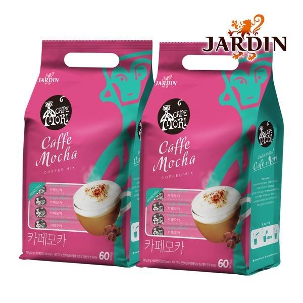 홈스타일 까페모카 60T+60T /커피/커피믹스