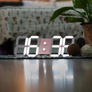 LED벽걸이시계 베이직 로즈골드 V2.0
