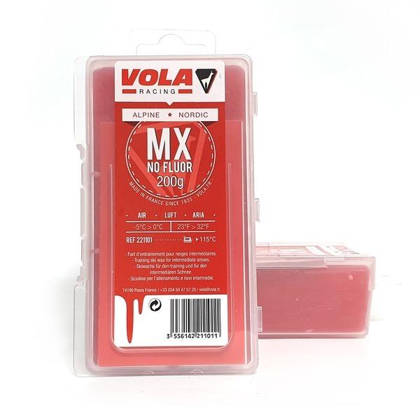 히마존-VOLA MX Training Wax 200g red/레저용 왁스