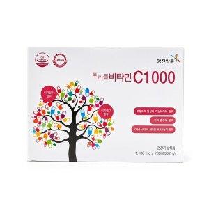 영진약품 트리플 비타민C1000 200정 비타민D B복합