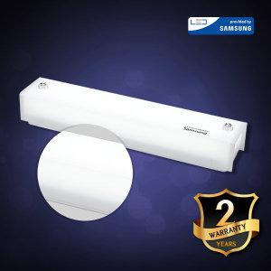 밀크 LED욕실등 20W 욕실조명 화장실등 삼성칩 A/S2년