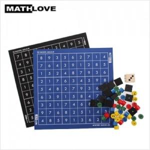 (수학사랑) 보드게임 미스터리 스도쿠 (블루 블랙)