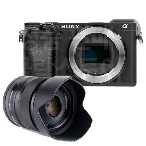 소니 A6400 (35mm F1.8 렌즈포함) 정품 주)클락