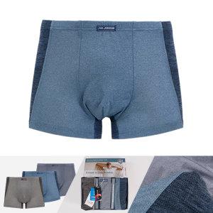 3종세트 텍스 드로즈 팬티 주니어/남아속옷 에어로쿨
