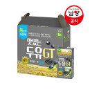 맛있는두유GT 6종 검은콩+깨 64팩/저칼로리/우유